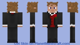 PC is Father of the Bride Minecraft Skin