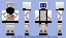PC man Upgrade Minecraft Skin