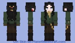 [✥] adventurer gal Minecraft Skin