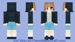 *~PearlescentMoon~* Minecraft Skin