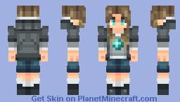 PearlescentMoon Minecraft Skin