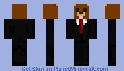 bear 2# Minecraft Skin