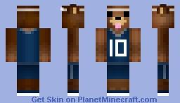 Basketbear (Custom Skin) Minecraft Skin