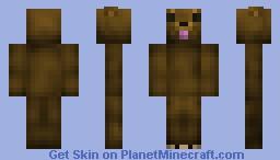 bearRedone Minecraft Skin