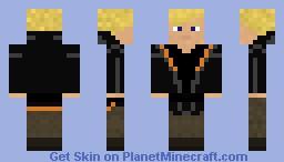 Peeta Mellark (Arena Clothes) [20 diamonds?] Minecraft Skin