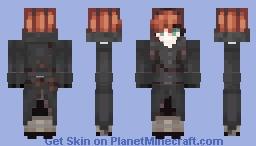 Pendragon Recon Soldier Minecraft Skin