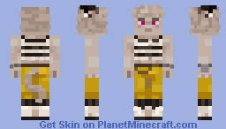 Pengle Craftingston Minecraft Skin