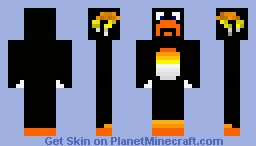 Penguin-second variation Minecraft Skin