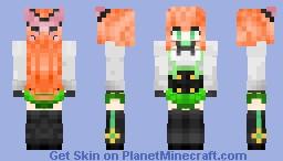 Penny Polendina 2.0 SALUTATIONS Minecraft Skin
