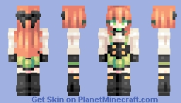 ♡ 𝓿𝒶𝓁𝓀𝓎𝓇𝒾𝑒𝓃 ♡ penny polendina | rwby Minecraft Skin