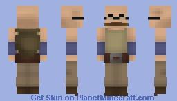 Perdu | OSRS Minecraft Skin