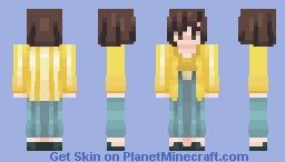 Peri - Doctor Who Minecraft Skin