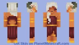 𝐏𝐞𝐫𝐬𝐞𝐩𝐡𝐨𝐧𝐞 Minecraft Skin
