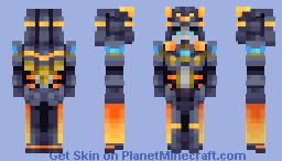 Malware Persephone [Commission] Minecraft Skin