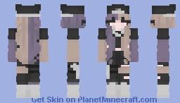 wowW Minecraft Skin