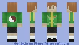 chie satonaka (Persona 4) Minecraft Skin