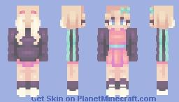 persona remake Minecraft Skin