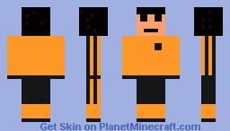 pete cheqe Minecraft Skin