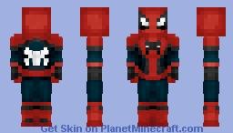 Spider-Man Far From Home Minecraft Skin
