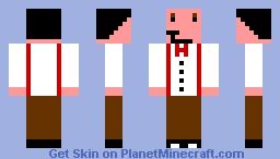 little old Minecraft Skin