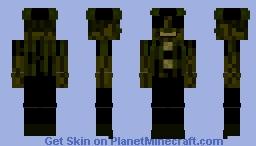 Phantom Balloon Boy - FNaF World Minecraft Skin