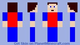 Steve - different clothes Minecraft Skin