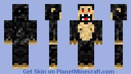 Ape Minecraft Skin