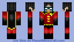 Robin (One Year Later) Minecraft Skin