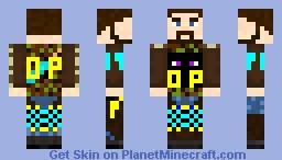 Op/admin Minecraft Skin