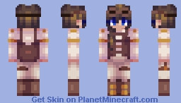 Cogs and Gears - Secret Skinners Minecraft Skin