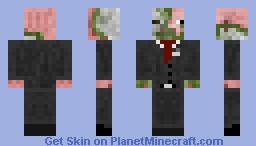 PigZombie in Suit