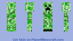 My Creeper Skin