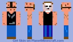Stanley Decker Minecraft Skin