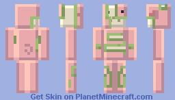 Pigzombie Minecraft Skin