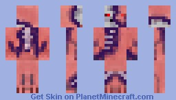 thedarklord63's Zombie Pigman Minecraft Skin