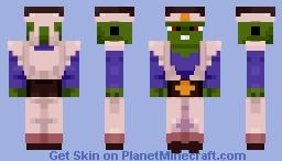 Pikkon Minecraft Skin