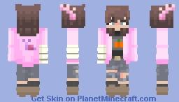 Jesse 3 Minecraft Skin