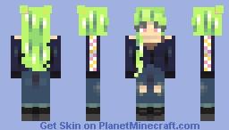 julianna (persona) Minecraft Skin
