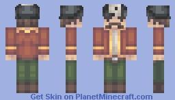 Captain Hugo Minecraft