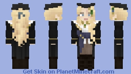 The Lady Cartographer [LOTC] Minecraft Skin