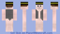 Aleksandr Pistoletov - Russian Novy Pirat Minecraft Skin