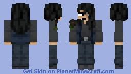 PixalThePixeled Minecraft Skin