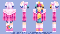 Pixie Clover - Request Minecraft Skin