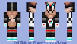 Pixus Minecraft Skin