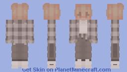 Cozy (Matching) Minecraft Skin