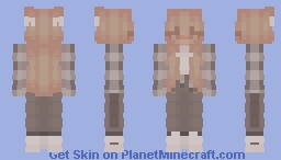 Cozy (Matching) Minecraft Skin