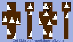 Moo! Minecraft Skin