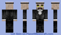JIS_Soprano Minecraft Skin