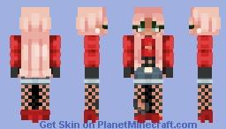 aime. Minecraft Skin