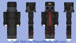 Slav Gamer thing Minecraft Skin